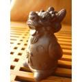 Купить Чайная игрушка «Дракон-министр» коричневый