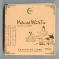 Купить Выдержанный белый чай Лида Бай Му Дань «Белый Пион» мини-блин 100г 2009г