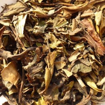 Белый чай Шоу Мэй «Брови Бога Долголетия»