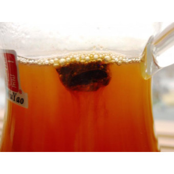 Купить Чайная паста из красного чая Хун Ча Гао «Трюфель» 20гр