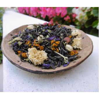 Женский чайно-цветочный купаж