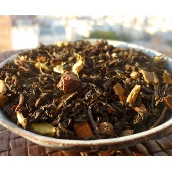 Масала «Махарадж» на основе чёрного чая Ассам