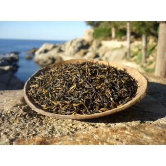 Дянь Хун Мао Фэн «Красный чай из Дянь Си»