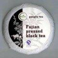 Купить Красный чай Lida «Фуцзянь Гонгфу Бин» мини-блин 100г