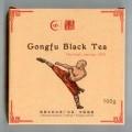 Купить Выдержанный красный чай Lida «Gongfu Black Tea» мини-блин 100гр 2012г