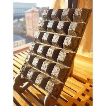 Красный чай «Минь Хун Ча Чжуань Цзинлун» в форме шоколадной плитки 100г