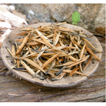 Красный чай Цзинь Чжень «Золотые иглы»