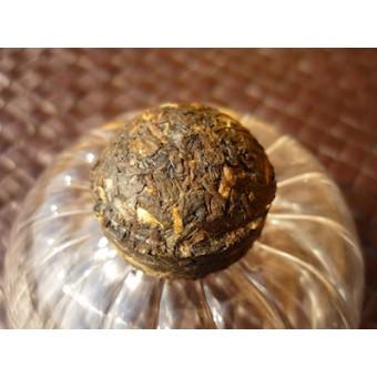 Прессованный красный мини-чай Цзинлун «Дянь Хун Сяо То»