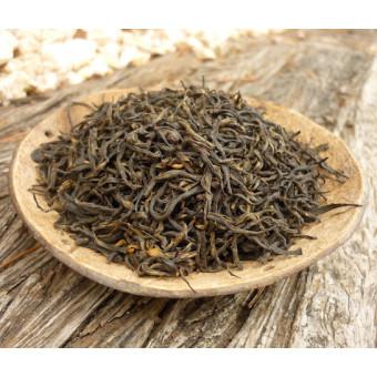 Красный копчёный чай Лао Сун Сяо Чжун «Молодые побеги старой сосны» / Лапсанг Сушонг премиум