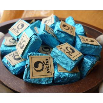 Купить Прессованный красный мини-чай Дянь Хун «Yiqingyuan» с добавлением мяты