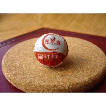 Прессованный красный чай «Минь Хун»