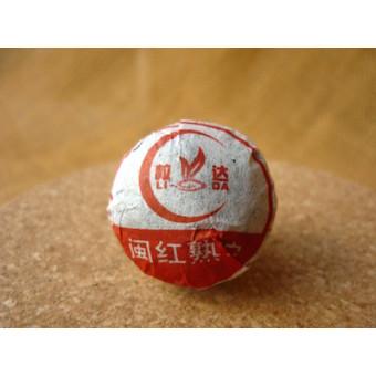 Купить Прессованный красный чай «Минь Хун»