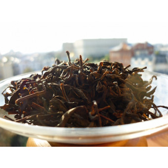 Вьетнамский красный чай по японской технологии «Габа — Пушонг»