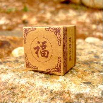 Шу (чёрный) пуэр «Сhennianpuer» порционный в коробочках 100г