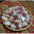 Купить Зеленый мини шэн пуэр Гэдэн Сю Цю «Изящные шарики с гор Гэдэн»