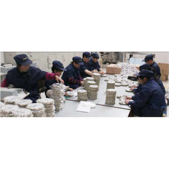 Выдержанный юннаньский белый мини-пуэр «Yubang» набор 37шт