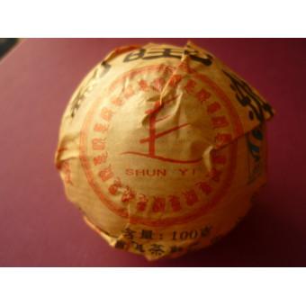 Купить Шу пуэр «Shun Yi Mengwang»