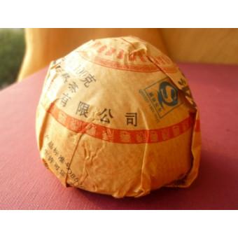 Шу пуэр «Shun Yi Mengwang»