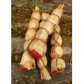 Купить Копчёный чай с добавлением солодки, в бамбуковом листе