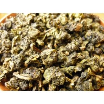 Молочный улун Най Сян Цзинь Сюань «Огненный цветок с молочным ароматом» Тайвань