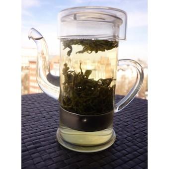 Зеленый чай Бай Сян Ча «Белый ароматный чай»