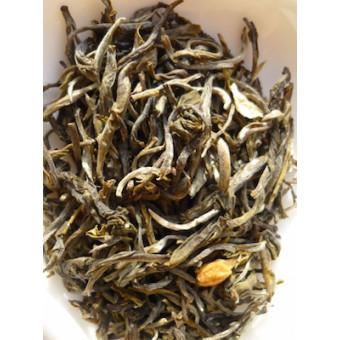 Зелёный жасминовый чай Моли Хуа Ча премиум