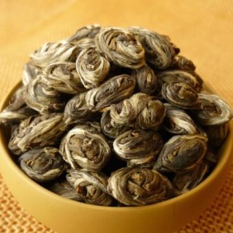 Купить Зелёный жасминовый чай Фэн Янь «Глаз Феникса»