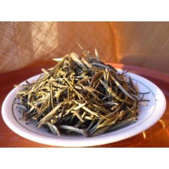 Купить Желтый чай Цзюнь Шань Инь Чжень «Серебряные иглы с гор бессмертных»