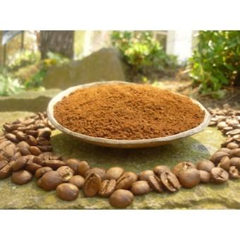 Купить Кофе арабика Бразильский Сантос зерно
