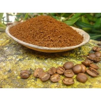 Кофе арабика Бразильский Сантос зерно