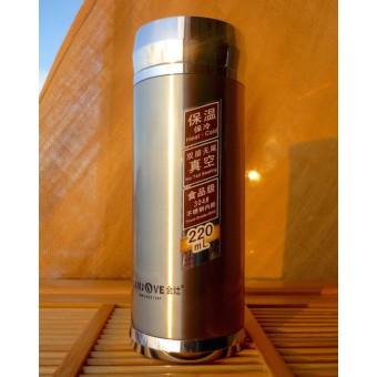 Купить Вакуумный термос из нержавеющей стали Kamjove B01 220мл.