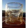 Купить Чашка объёмная с черепом 80мл.