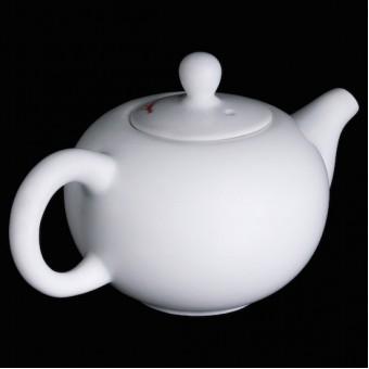 Фарфоровый заварочный чайничек «Рыбки и лотос»