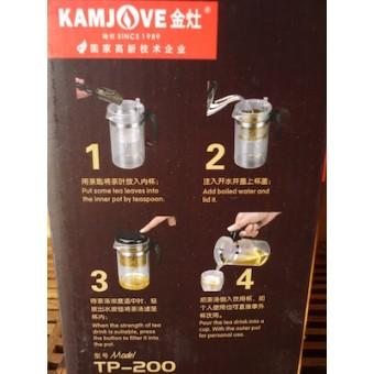 Типод Kamjove 1000мл. TP-200