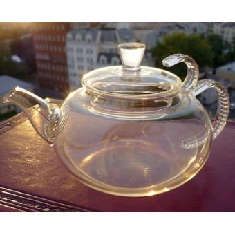 Чайник «Ресторанный» из термостойкого стекла 500мл.