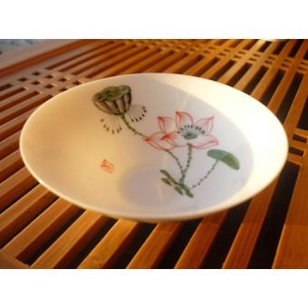 Купить Пиала Пин Мин Бэй «Цветение лотоса» ручная роспись