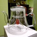 Купить Чайник-сифон огнеупорный 1000мл