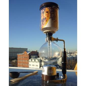 Купить Сифон для варки чая и кофе TCA-5 B-eng 500мл.
